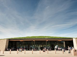 Gloucester Services Sky Garden Ltd Spazi commerciali in stile rurale