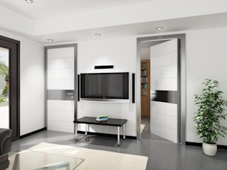 Render porte blindate:  in stile  di ilRender Modeling e Rendering