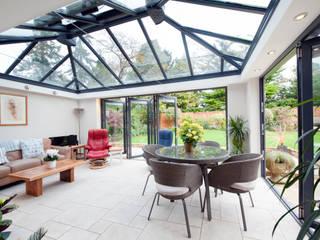 Modern Garden Room homify Giardino d'inverno moderno