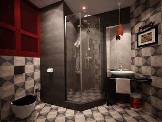 Baños de estilo  por Reroom