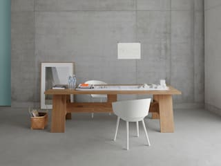 Modern Study Room and Home Office by e15 Modern