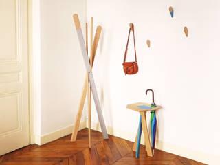 Collection Pistache:  de style  par Tony Balmé - Menuisier Designer