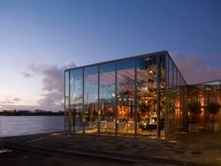 Bars & clubs industriels par BNB architecten Industriel