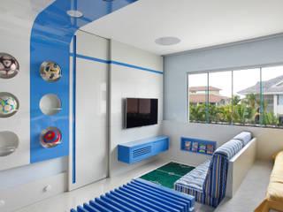Kinderzimmer von Leila Dionizios Arquitetura e Luminotécnica