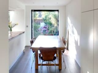 Stroud Green, London Modern windows & doors by Maxlight Modern