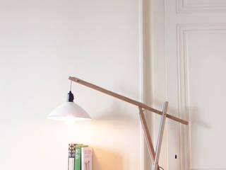 Lampe Micmac:  de style  par Tony Balmé - Menuisier Designer