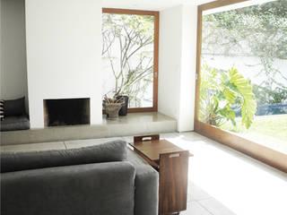 House - Rath Jardines de estilo moderno de SAO Arquitetura Moderno