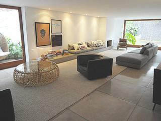 House - Rath Salas de estilo moderno de SAO Arquitetura Moderno