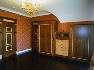 Мебельная мастерская Александра Воробьева ห้องนอนWardrobes & closets