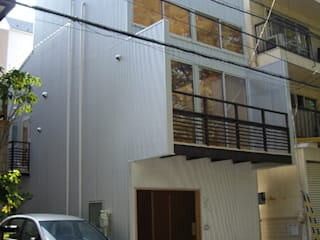 H2O設計室 ( H2O Architectural design office ) Modern Evler