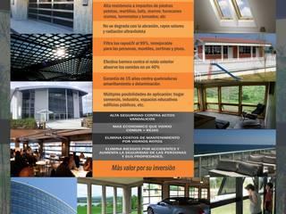 AMPLIO CAMPO DE APLICACIONES Hoteles de estilo industrial de Hardtekstore Industrial