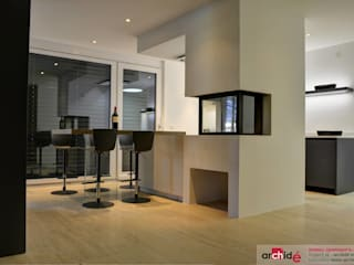 by Archidé SA interior design Minimalist