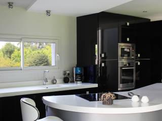 CUISINE: Cuisine de style de style Moderne par CTERRA - Crystelle Terrasson