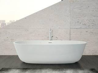 Baños de estilo minimalista de GALATEA GmbH Minimalista