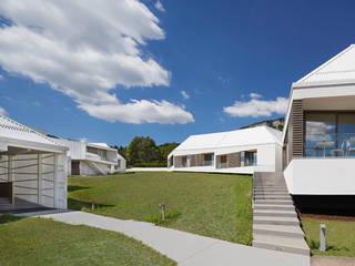 GreenWell – The Centre for Business Fitness Moderne Kongresscenter von Architekt Christian Prasser, cp architektur Modern