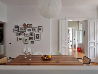 Esszimmer: moderne Esszimmer von Lennart Häger Architekt