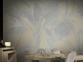 4 Duvar İthal Duvar Kağıtları & Parke 牆壁與地板壁紙