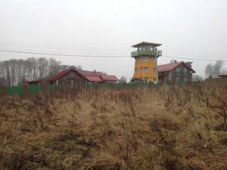 Casas de estilo clásico de Бюро Акимова и Топорова Clásico