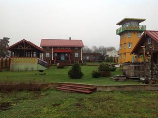 Casas clássicas por Бюро Акимова и Топорова Clássico