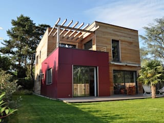 HELENE LAMBOLEY ARCHITECTE DPLG Modern houses