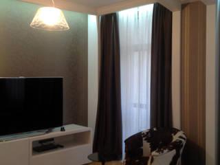 Moderne Wohnzimmer von Бюро Акимова и Топорова Modern