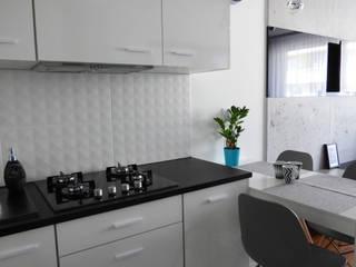 modern  by Interiori Pracownia Architektury Wnętrz, Modern