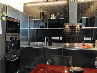 Бюро Акимова и Топорова Cozinhas modernas
