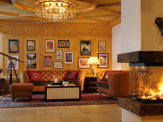 Romantikhotel Die Krone von Lech:  Hotels von Thurner Generalplanung GmbH