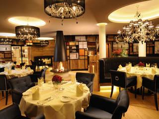 Romantikhotel Die Krone von Lech:  Gastronomie von Thurner Generalplanung GmbH