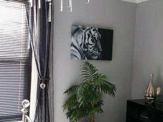 Bedroom Kerry Holden Interiors Eclectische slaapkamers