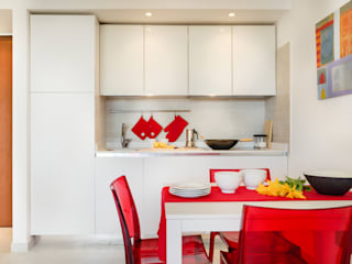 Cocinas minimalistas de Filippo Fassio Architetto Minimalista