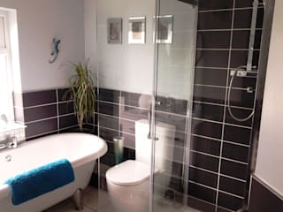 Bathroom Kerry Holden Interiors Moderne badkamers