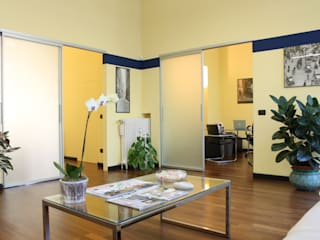 Рабочий кабинет в стиле модерн от Solo Affitti Corso Sempione 65 Milano Модерн