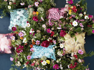 Ample Sufficiency carpet of flowers:   by northwood design ltd