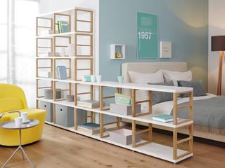 Bedroom by Regalraum GmbH,
