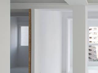 Minimalist walls & floors by osb arquitectos Minimalist