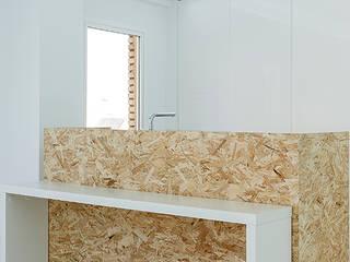 Minimalist kitchen by osb arquitectos Minimalist