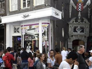 Opening Kiehl's 2 juni 2015 :  Winkelruimten door Axel Grothausen BNI