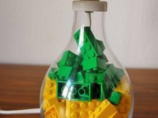 """Lampe """"Lego"""" by bruno par By Bruno Moderne"""