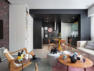 Living room by Studio ro+ca,