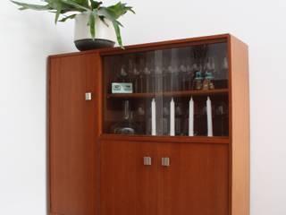 detail eetruimte: moderne Eetkamer door studio k