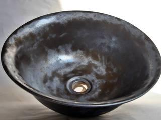umywalka: styl , w kategorii Łazienka zaprojektowany przez Ceramiki Czar