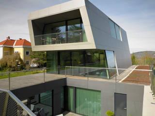 Modern houses by x42 Architektur ZT GmbH Modern
