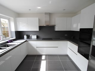 Schuller White Gloss AD3 Design Limited Modern kitchen