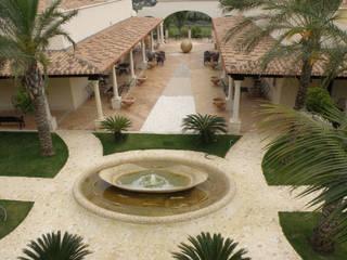 Luxury Resort Feudi della Medusa PULA Hotel in stile coloniale di Studio Tecnico Associato Cast&llo Engineering Coloniale