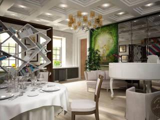 Living room by Anfilada Interior Design,
