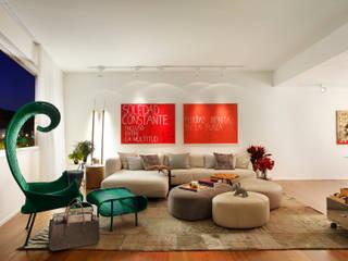 Studio ro+ca Ruang Keluarga Klasik