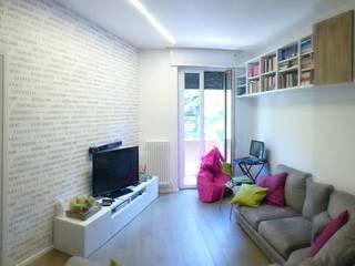 Appartamento Bonfa Soggiorno moderno di VS-Architettura Moderno