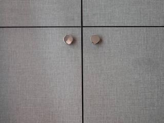 L'appartement d'une business woman mélomane par Jean-Bastien Lagrange + Interior Design Moderne