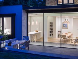 Muswell Hill House 1, London N10 Jones Associates Architects Moderne Häuser